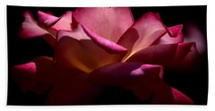 Hand Towel featuring the photograph True Beauty by Lori Seaman