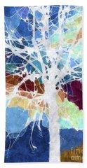True Wishes Hand Towel by Tlynn Brentnall