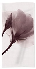 Bath Towel featuring the photograph Truly Transient by Leda Robertson