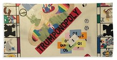 Trumponopoly  Hand Towel