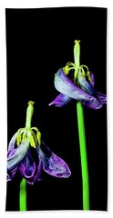Tulip Dance Hand Towel