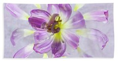 Tulip Patterns  Hand Towel