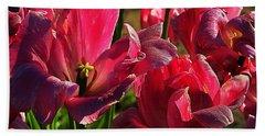 Tulips 5 Hand Towel