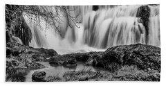 Tumwater Falls Park Bath Towel
