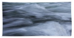 Bath Towel featuring the photograph Turbulence 2 by Mike Eingle