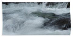 Hand Towel featuring the photograph Turbulence  by Mike Eingle