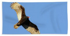 Turkey Vulture Hand Towel