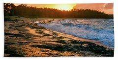 Turtle Bay Sunset 2 Bath Towel