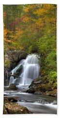 Turtletown Creek Falls Bath Towel
