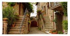 Tuscany Stairways Bath Towel