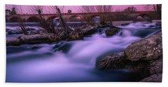 Twilight Falls Bath Towel
