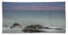 Twilight Seascape Bath Towel