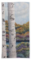 Twin Aspens Bath Towel