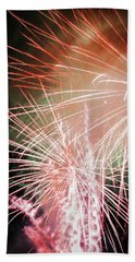 Twin Bursts Bath Towel