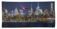 Twinkle Big City Hand Towel