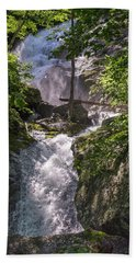 Twisted Falls Hand Towel