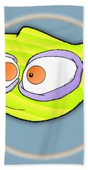Tyro Hand Towel by Uncle J's Monsters