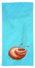 Ugly Bug Hand Towel