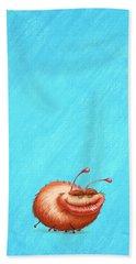 Ugly Bug Bath Towel