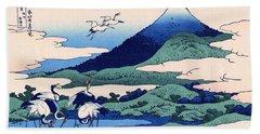 Umegawa In Sagami Province Hand Towel