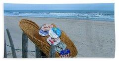 Uncle Carl's Beach Hat Bath Towel