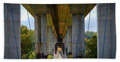 Under The Bridge Hand Towel