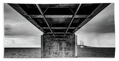 Under The Bridge Bath Towel