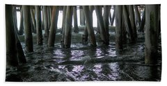 Under The Pier 4 Hand Towel