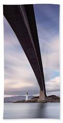 Under The Skye Bridge Hand Towel