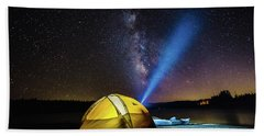 Under The Stars Hand Towel