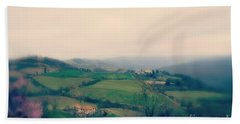 Under The Tuscan Sky Bath Towel