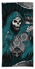 Underworld Archer Of Death Hand Towel