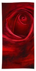 Unfurling Beauty II Hand Towel