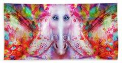 Unicorn Fairy Hand Towel