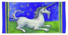Unicorn Hand Towel