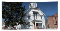 Union Evangelical Church Of Corona Hand Towel