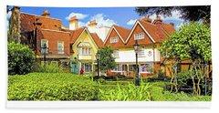 United Kingdom Buildings, Epcot, Walt Disney World Hand Towel