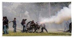 United States Civil War Bath Towel