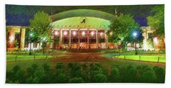 University Of Alabama Coleman Coliseum Hand Towel