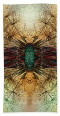 Hand Towel featuring the photograph Unseeded 23 by WB Johnston