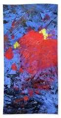 Untitled Abstract-7-817 Hand Towel