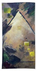 Untitled Abstract 730-17 Hand Towel
