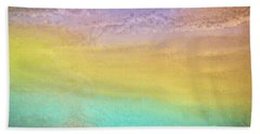 Untitled Abstract Hand Towel