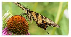 Untitled Butterfly Hand Towel