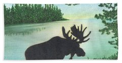 Up Maine Bath Towel