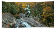 Upper Creek Autumn Paradise Bath Towel