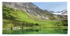 Upper Dewey Lake Bath Towel