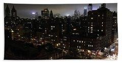 Upper West Side Bath Towel by JoAnn Lense