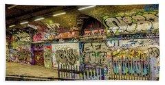Urban Grafitti Hand Towel