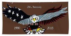 Us Army Desert Storm Hand Towel